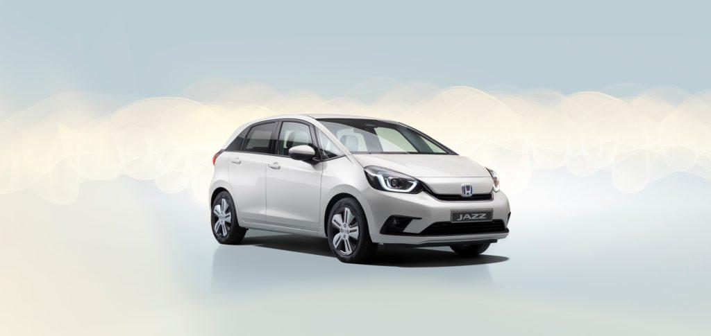 Honda Jazz e HEV 2020 3