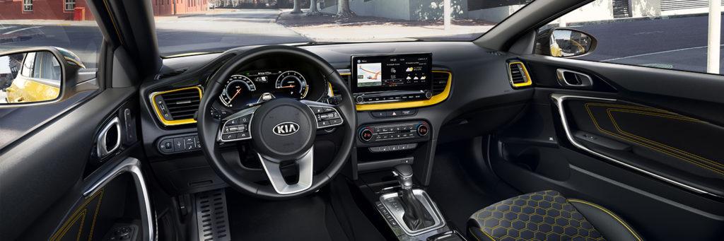 Kia Xceed interior 4