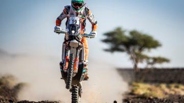 Mario Patrao no Rallye du Maroc 2019 3