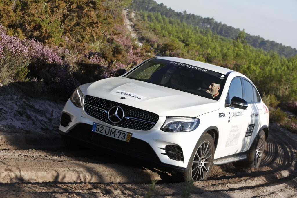 Mercedes Benz 4MATIC Experience 2019 12