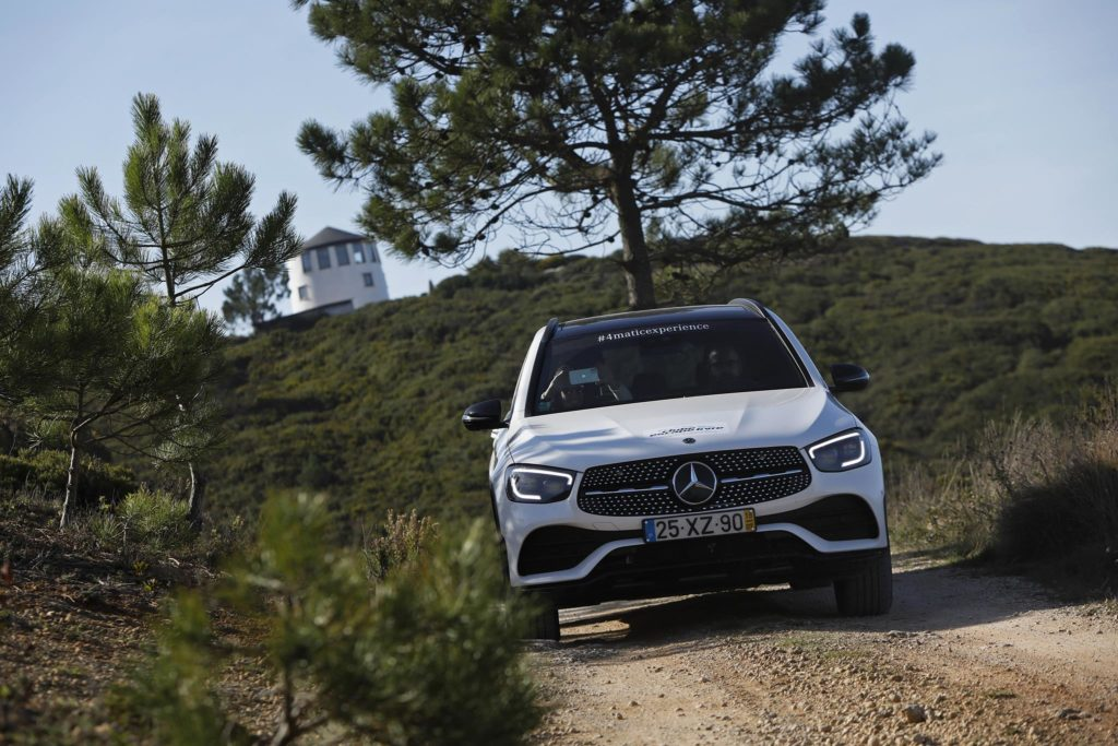 Mercedes Benz 4MATIC Experience 2019 20