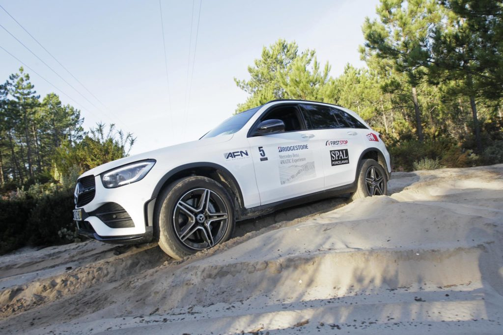 Mercedes Benz 4MATIC Experience 2019 7