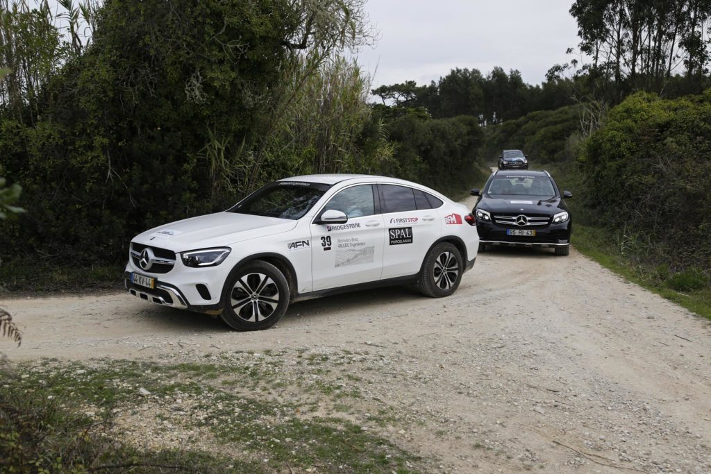 Mercedes Benz 4MATIC Experience 2019 74