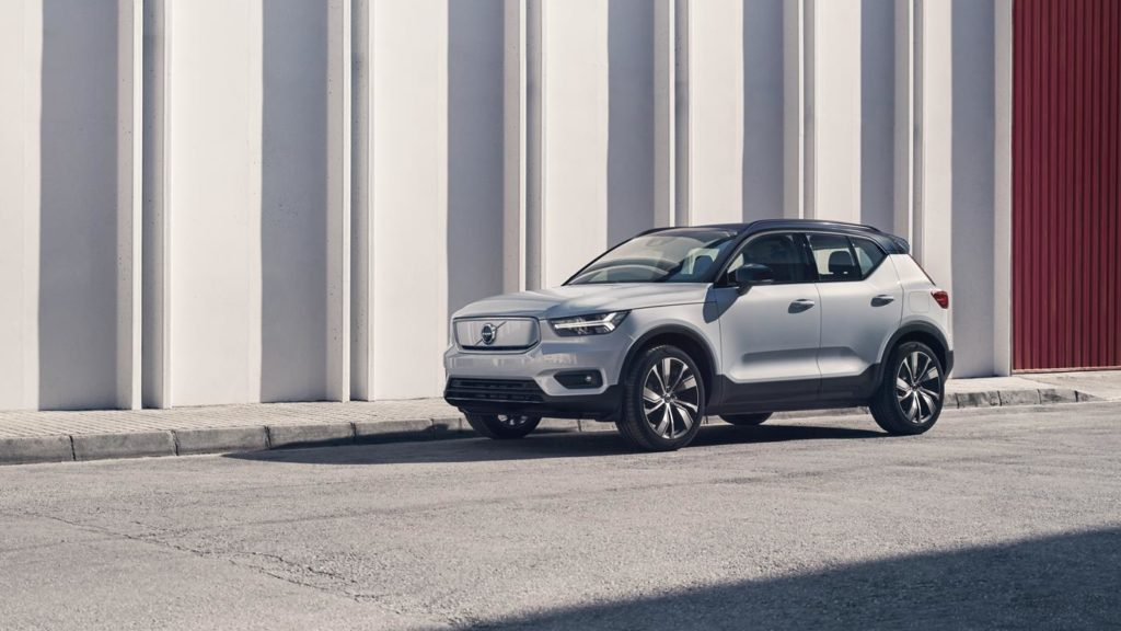 Volvo XC40 Recharged P8 AWD 1