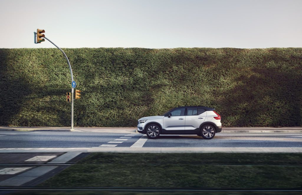 Volvo XC40 Recharged P8 AWD 3