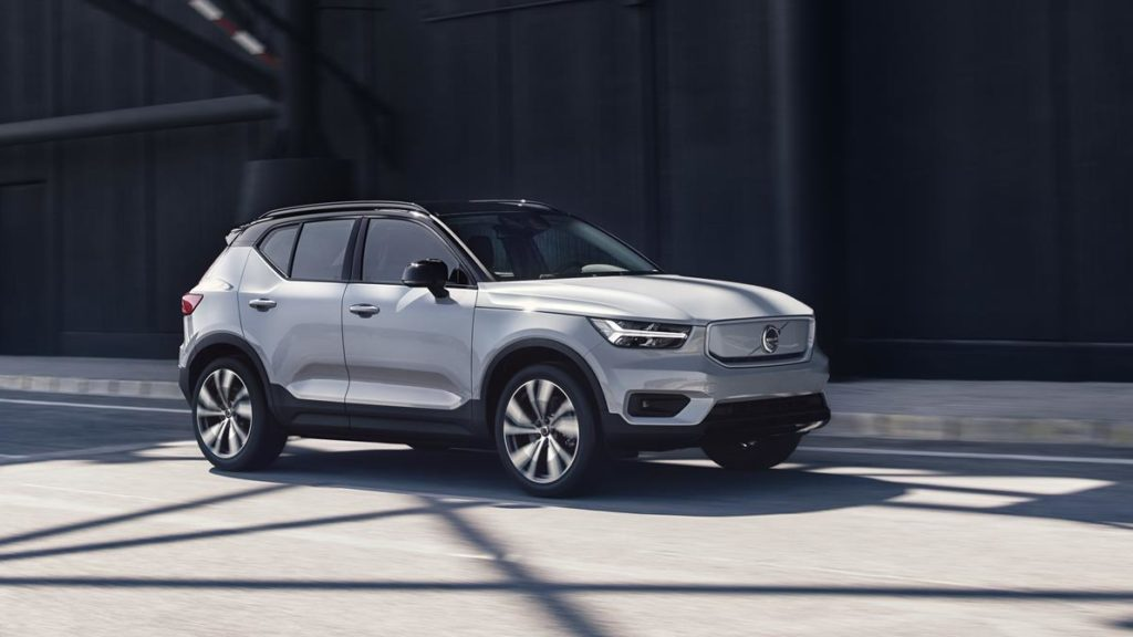 Volvo XC40 Recharged P8 AWD 5