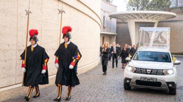 Dacia no Vaticano 1