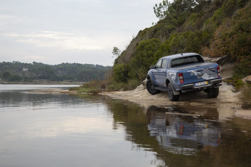 Ford Ranger Raptor 31