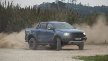 Ford Ranger Raptor 42