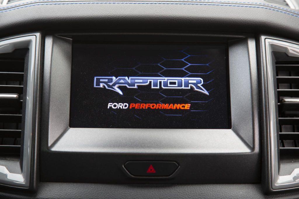 Ford Ranger Raptor 9