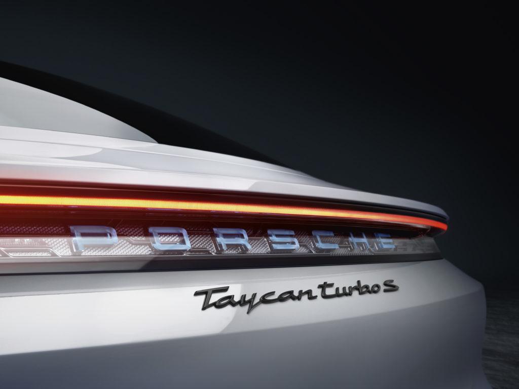 porsche taycan turbo s 5