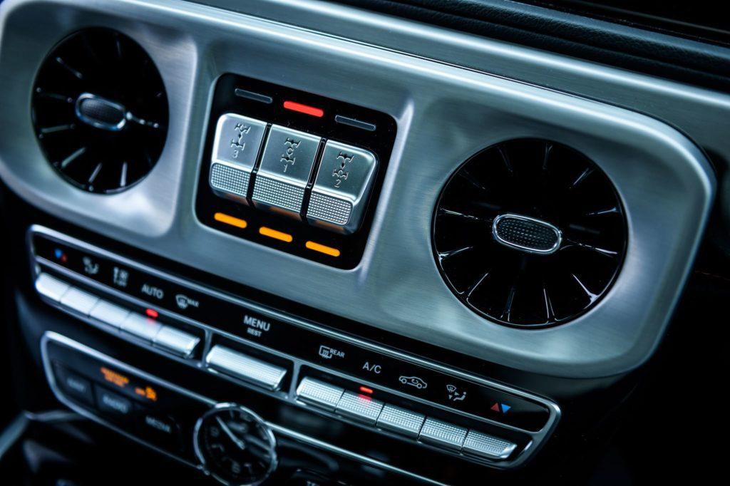 Mercedes Benz G 350 d 1