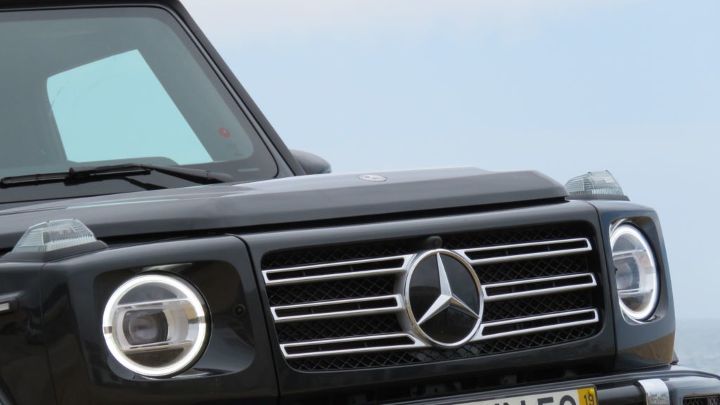 Mercedes Benz G350 73