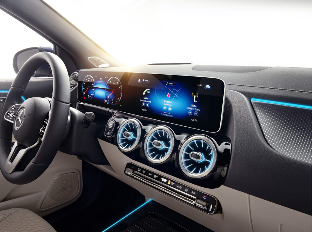 Mercedes Benz GLA 2020 10