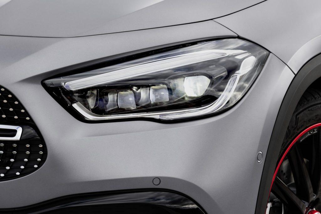Mercedes Benz GLA 2020 4