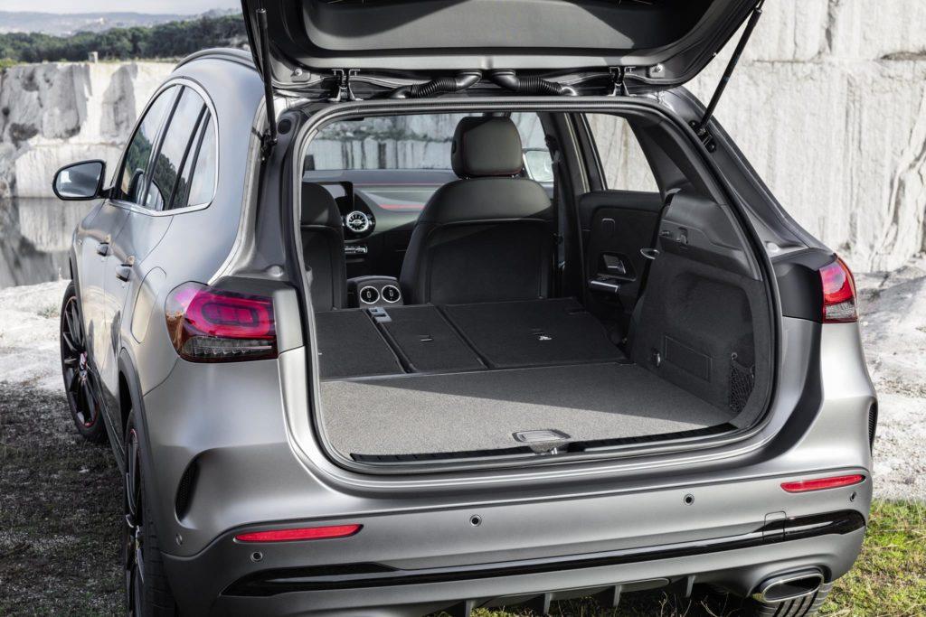 Mercedes Benz GLA 2020 7