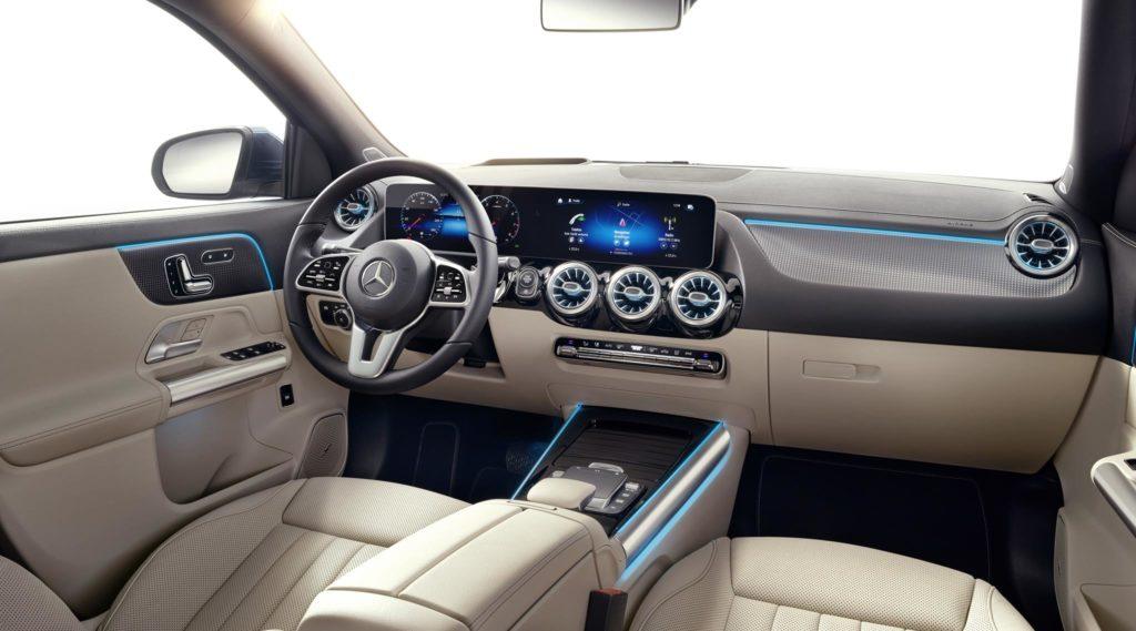 Mercedes Benz GLA 2020 9