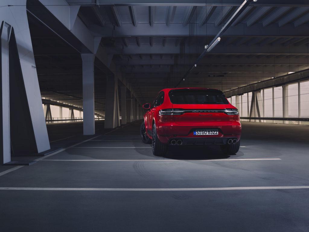Porsche Macan GTS 4
