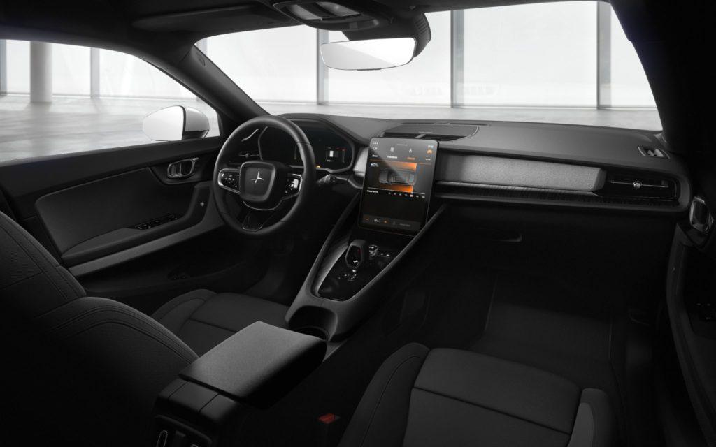 Polestar 2 - Interior Cockpit