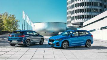 Capa BMW X1 X2 xDrive25e