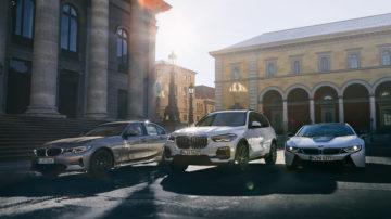BMW eletrificados 2019