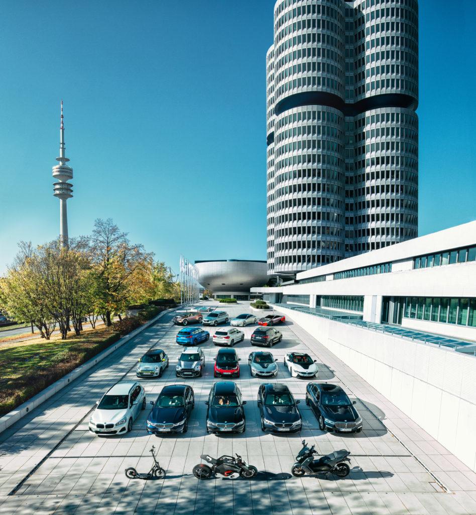 BMW eletrified 2019