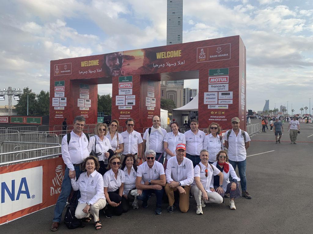Escape Livre no Dakar 2020