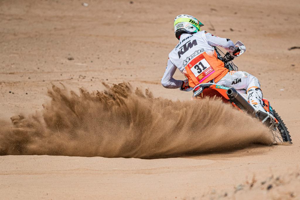 Mário Patrão no Rally Dakar 2020