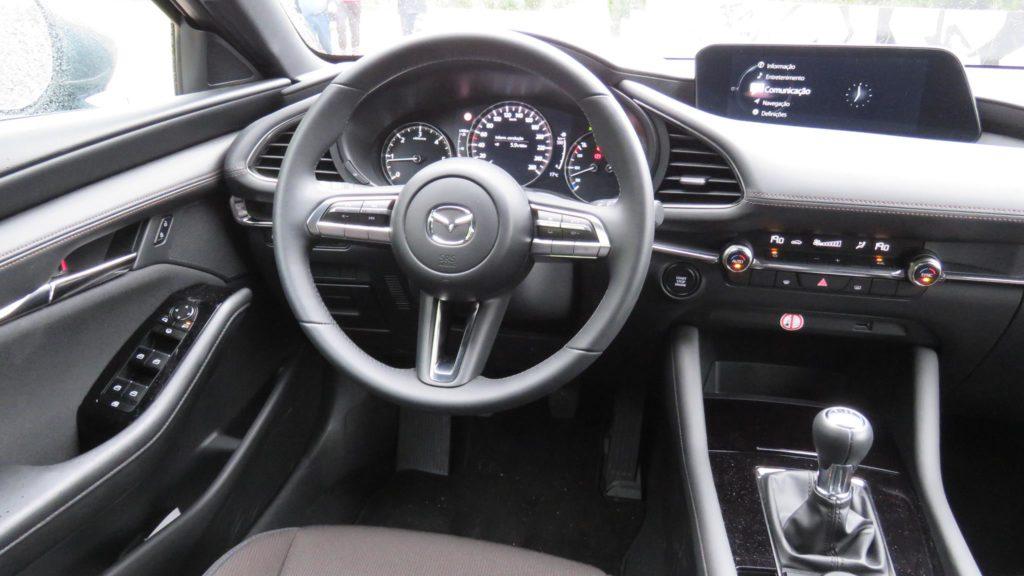 Mazda3 HB Skyactiv D 3
