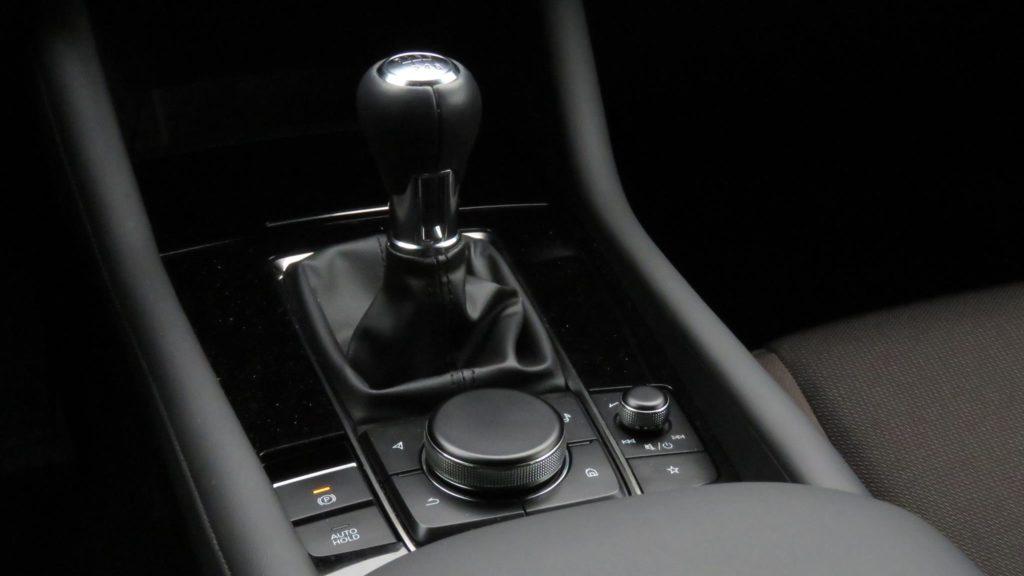 Mazda3 HB Skyactiv D 4