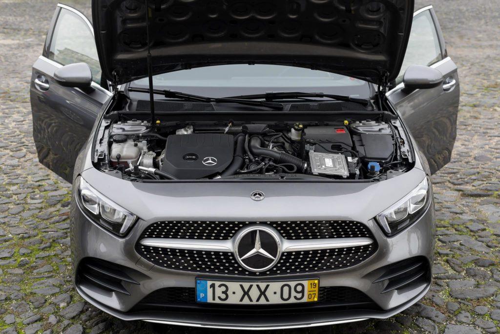 Mercedes Benz A200 ELM75 42