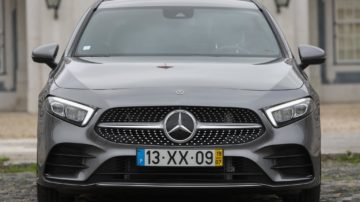 Mercedes Benz A200 ELM75 72