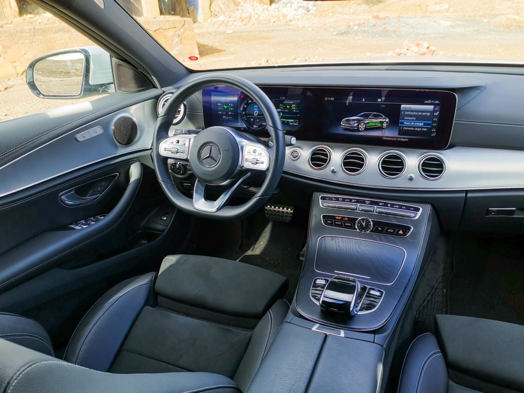 Mercedes E 300 de 08