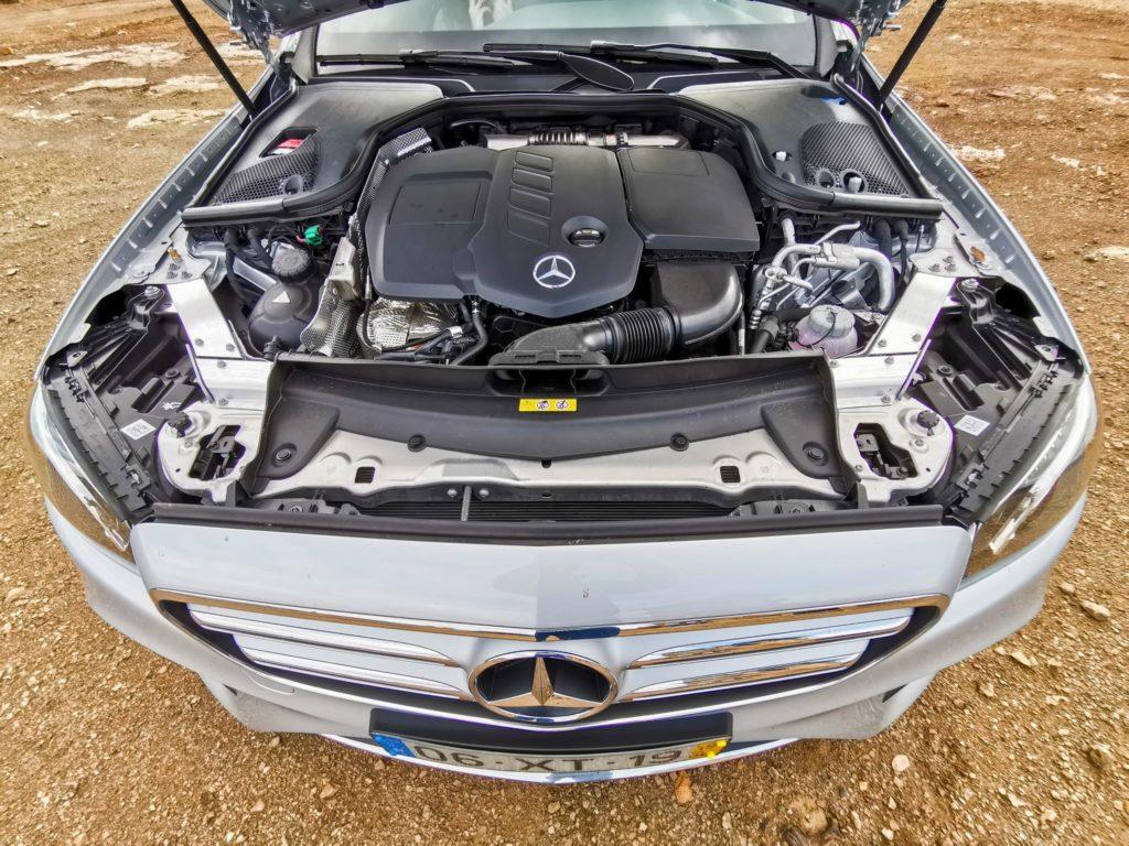 Mercedes E 300 de 11