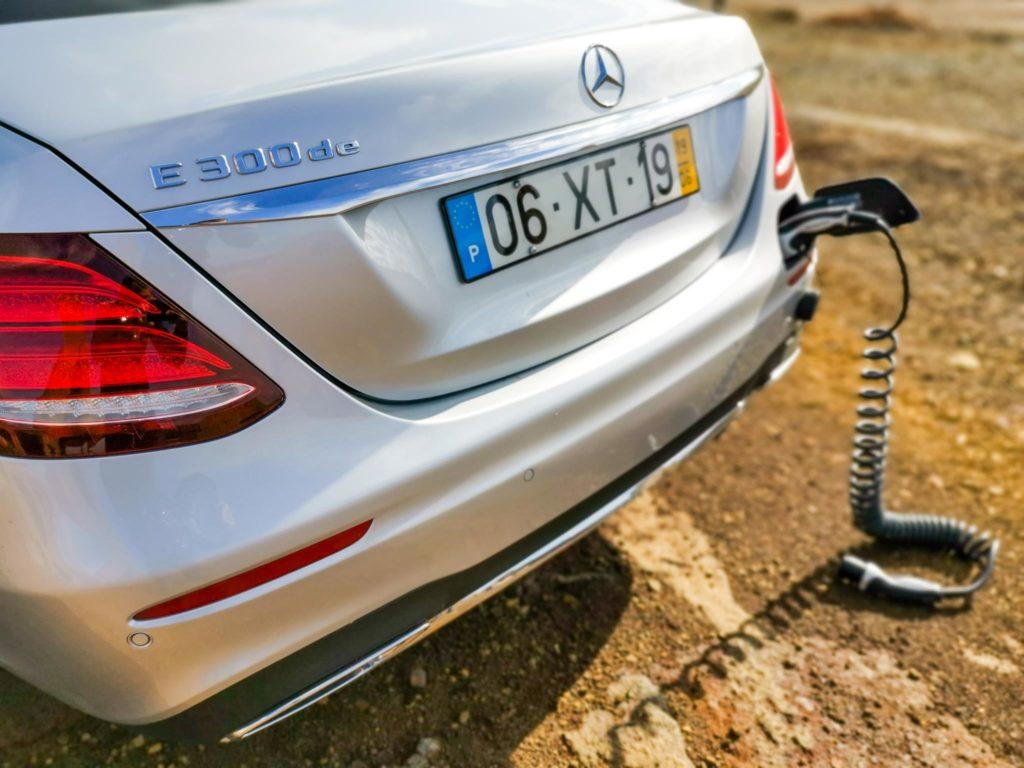 Mercedes E 300 de 16
