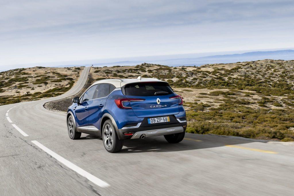 Novo Renault Captur 2020 10