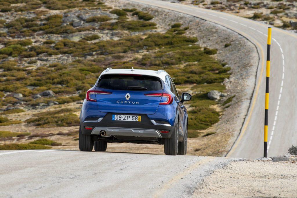 Novo Renault Captur 2020 11