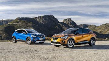 Novo Renault Captur 2020 2