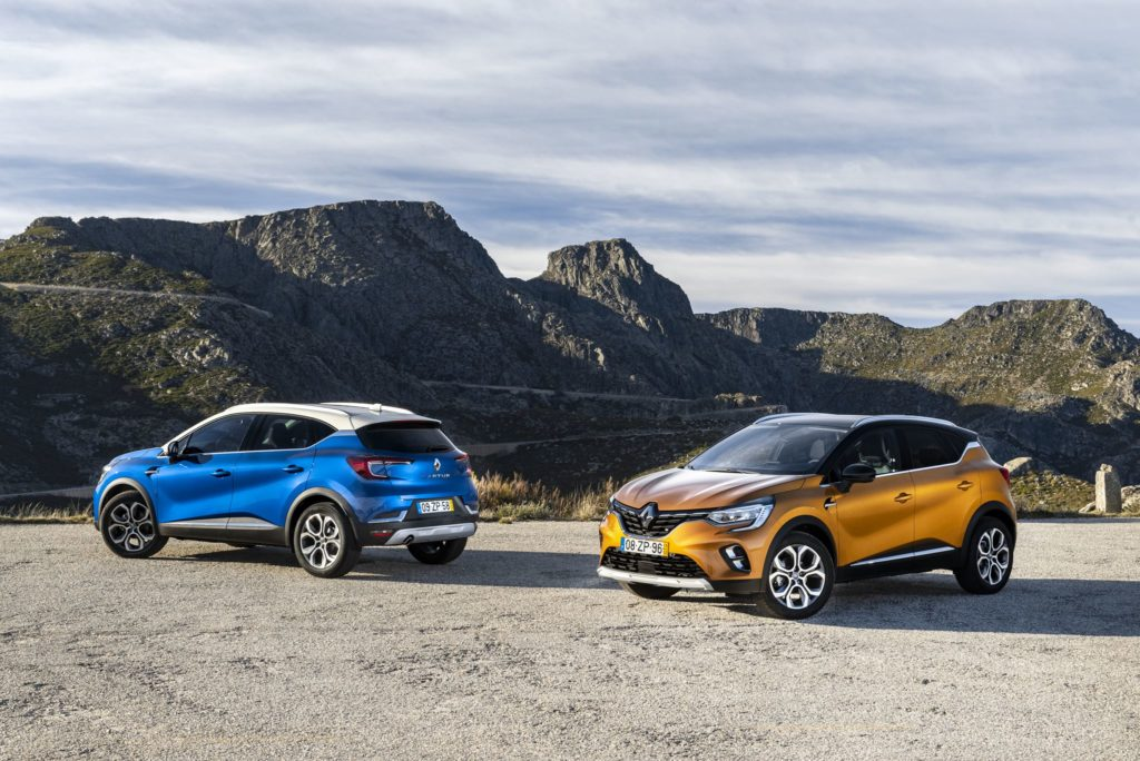 Novo Renault Captur 2020 3