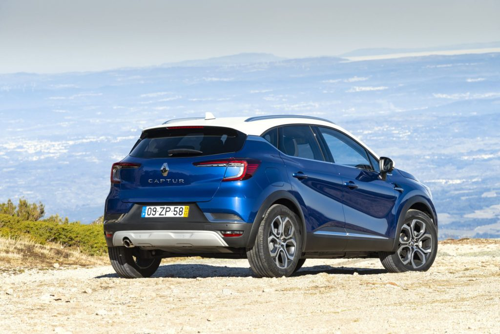 Novo Renault Captur 2020 5