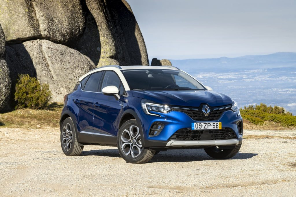 Novo Renault Captur 2020 6