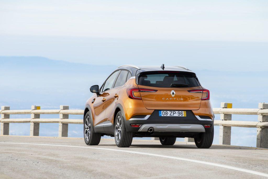 Novo Renault Captur 2020 7