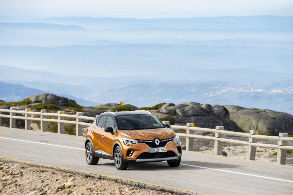 Novo Renault Captur 2020 8
