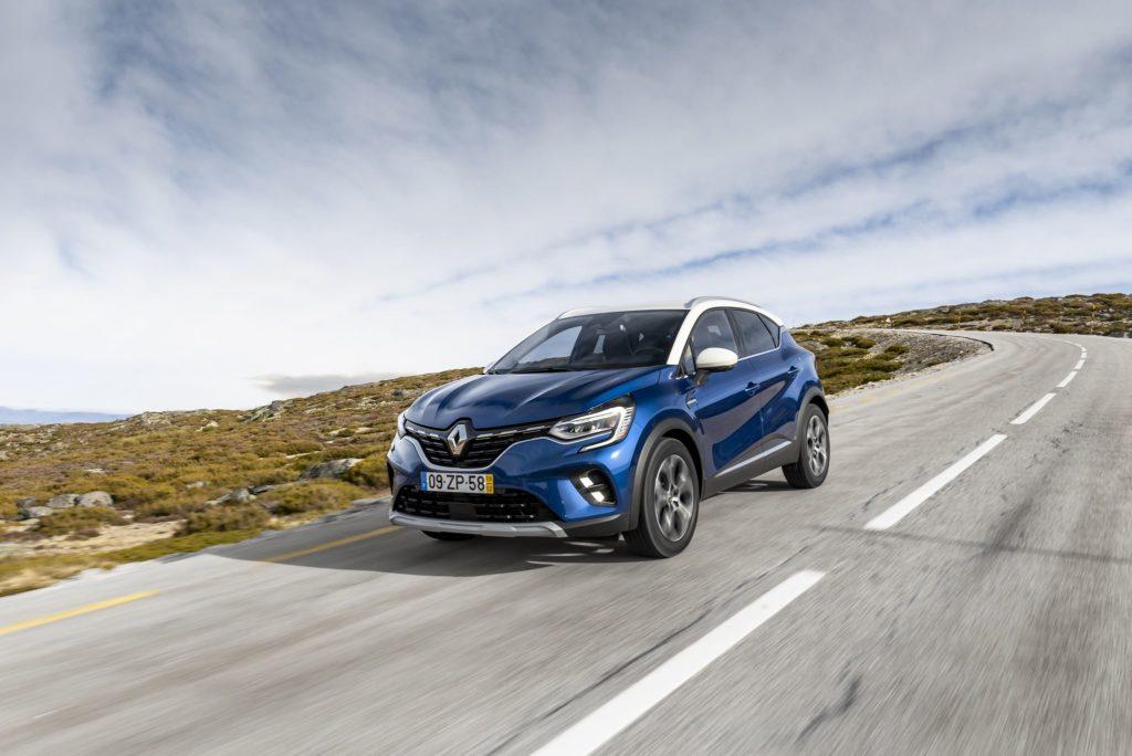 Novo Renault Captur 2020 9