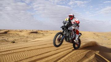 Paulo Gonçalves Dakar2020