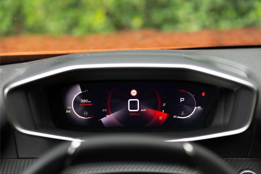 Peugeot 2008 iCockpit