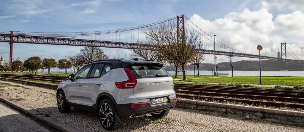 Volvo bate recordes de vendas em Portugal