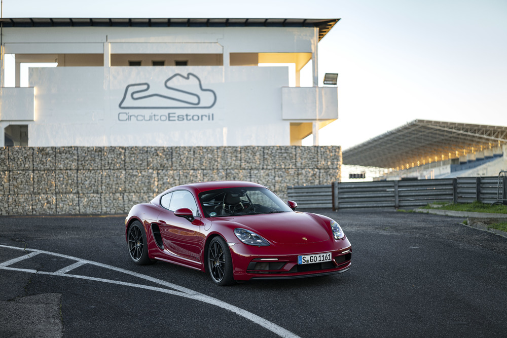 718 Cayman GTS Carmine red 34
