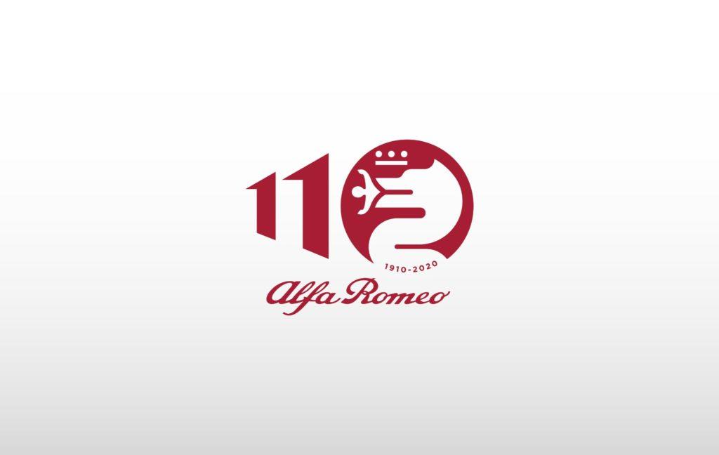 Alfa Romeo 110 anos logo