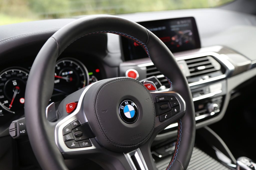 BMW X3 M Competition 9